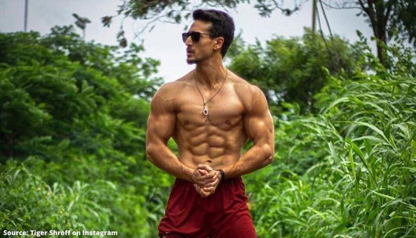 Tiger Shroff flaunts his acrobatic skills in this throwback video amid lockdown. Watch