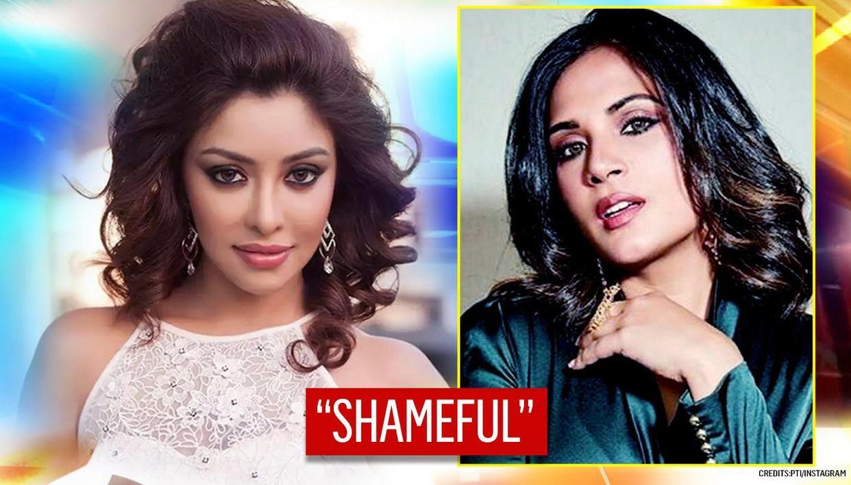 Payal Ghosh Shows 'Modus Operandi Of Kashyap Gang', Claims Richa's Lawyer 'trolling' Her