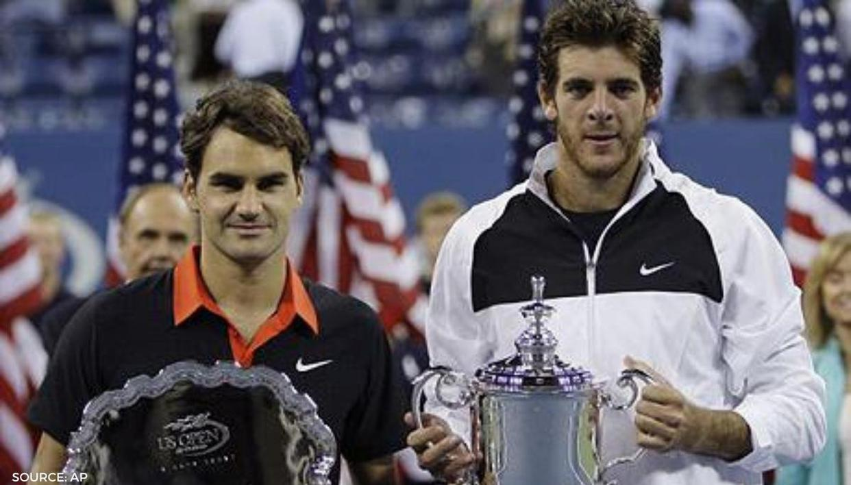 Juan Martin del Potro shares nostalgic video of 2009 US Open win over Roger Federer: Watch - Republic World