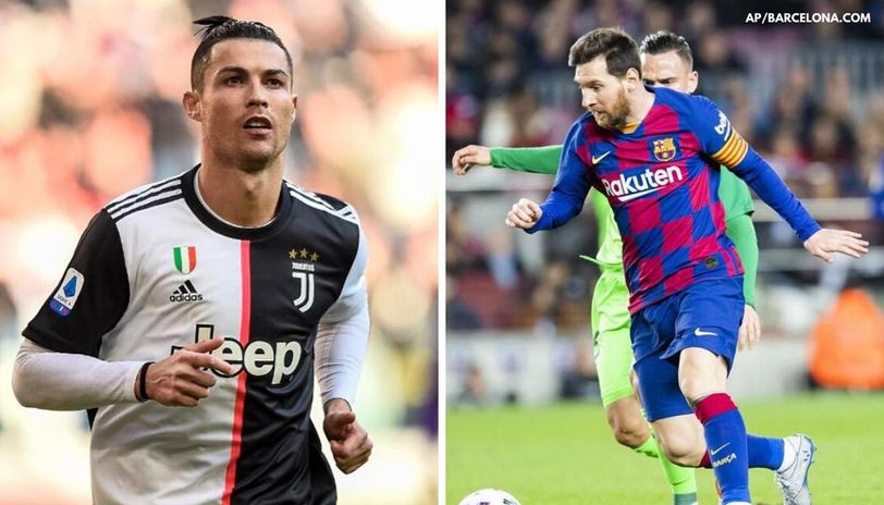 Cristiano Ronaldo, Lionel Messi have scored 110 hat-tricks jointly ...