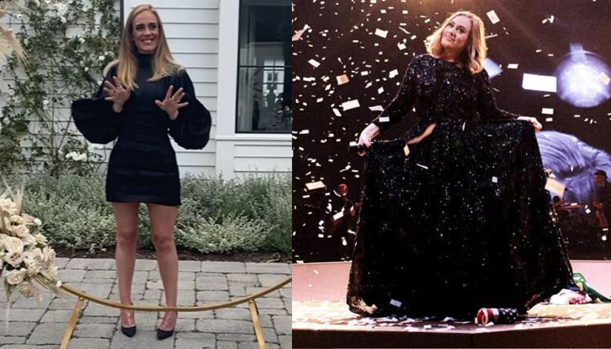Weight Loss Adele