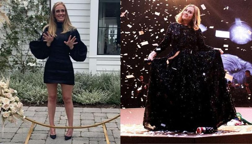 Adele's transformation