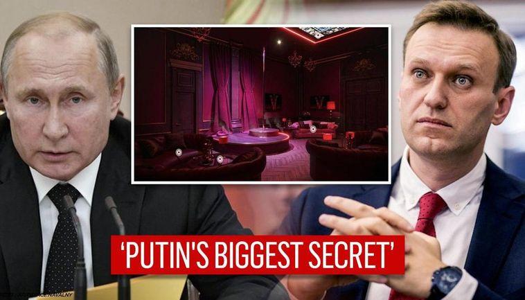 'Most guarded place': Putin's secret $1 billion palace has ...