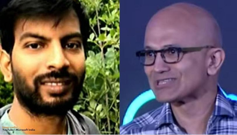 Suresh Chelludarai praised by Satya Nadella