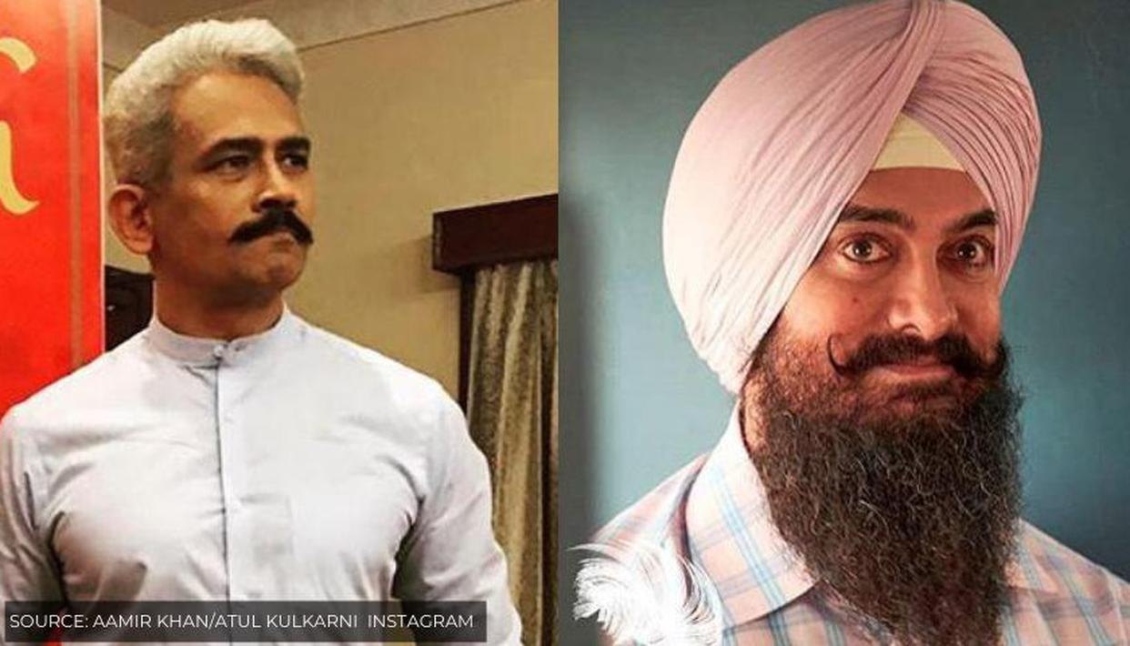 Atul Kulkarni had penned Amir Khan starrer 'Laal Singh Chaddha's' script 10 years ago - Republic World