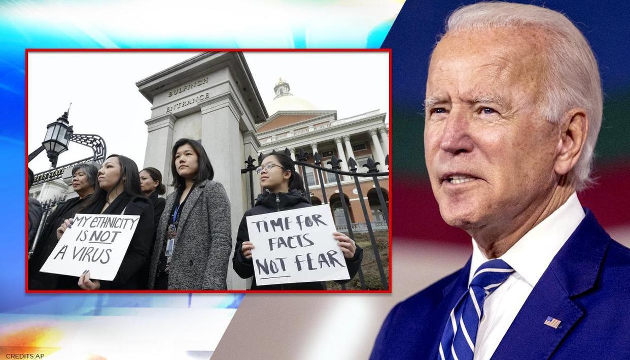 www.republicworld.com: Joe Biden Condemns Racial Attacks And Hate Crimes Against Asian-Americans