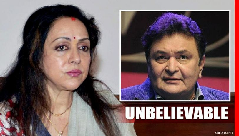 Rishi Kapoor: Hema Malini condoles death, recalls movies done together