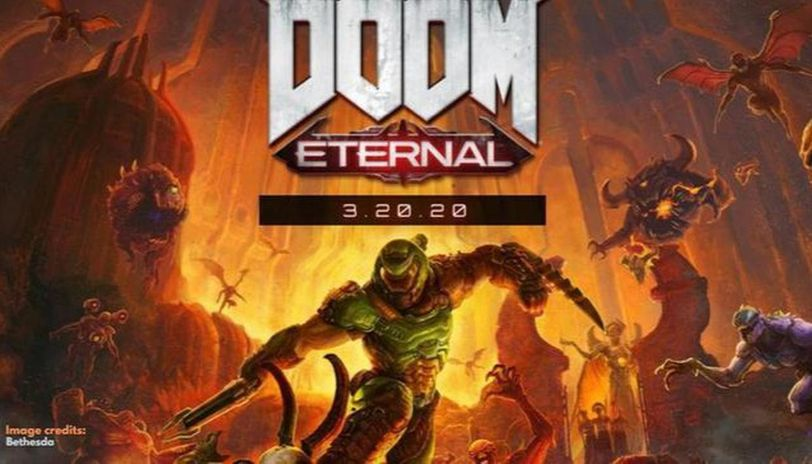Doom Eternal keeps crashing