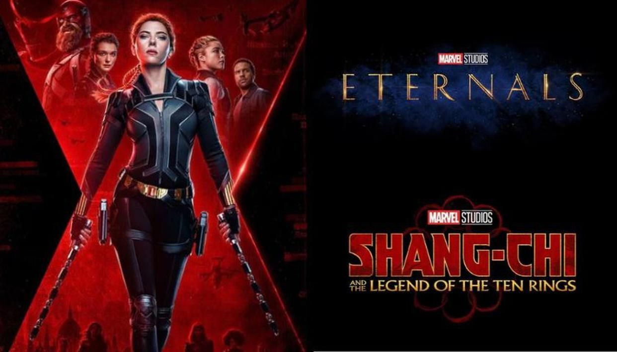 Black Widow Officially Delayed To 2021 Eternals And Shang Chi Get New Release Dates