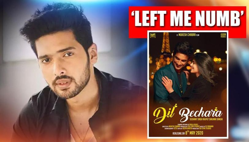 Armaan Malik gets emotional after watching 'Dil Bechara,' says 'It left me so numb'