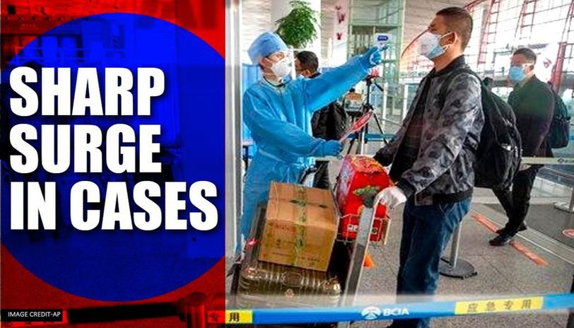 Coronavirus outbreak: Cases in US rise by 100 in 24 hours taking nationwide toll to 335