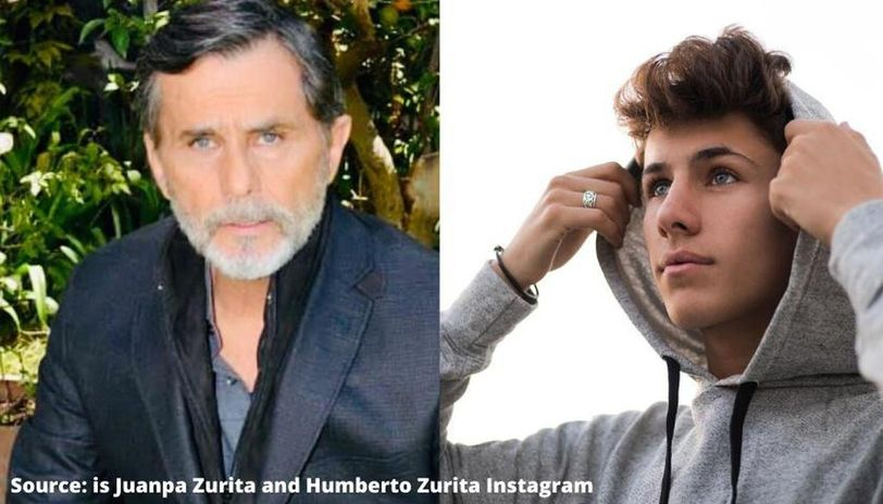 is juanpa zurita related to humberto zurita
