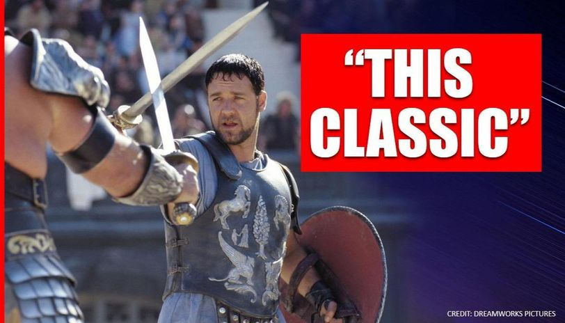 Russell Crowe marks 20 years of 'Gladiator' with iconic quote, netizens hail 'masterpiece'