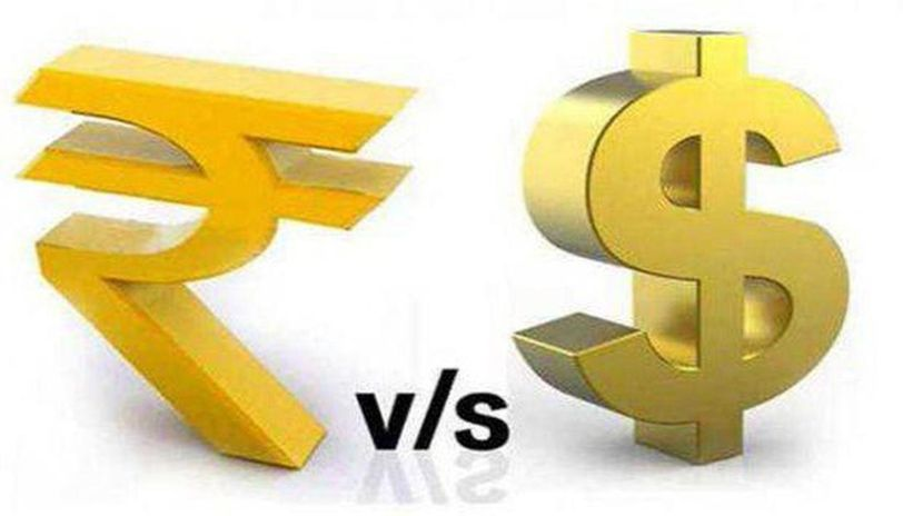Rupee ends flat at 71.14 versus US dollar