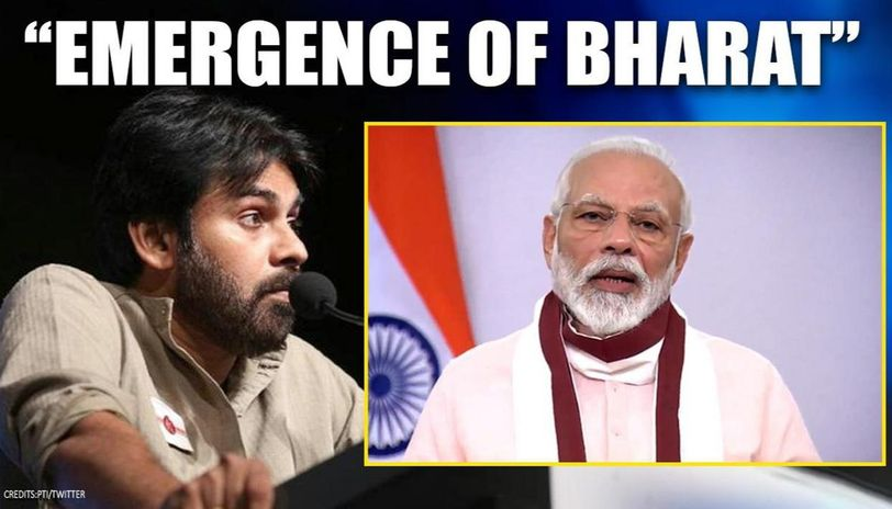 Pawan Kalyan gives thumbs up to PM Modi's Aatmanirbhar Bharat, positive of glorious future