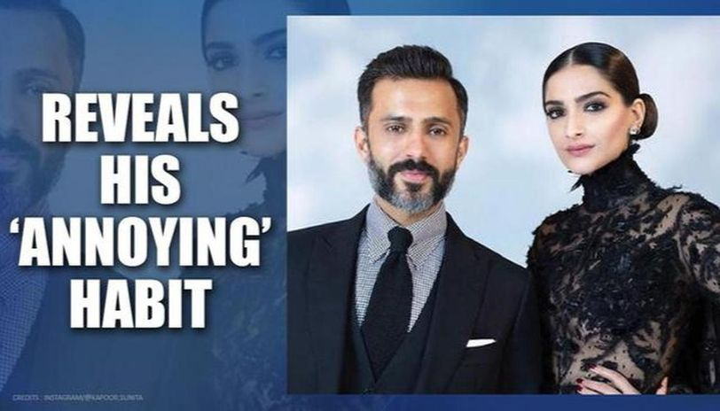 Anand Ahuja would've gone to forest & become sadhu if he hadn't married me: Sonam Kapoor