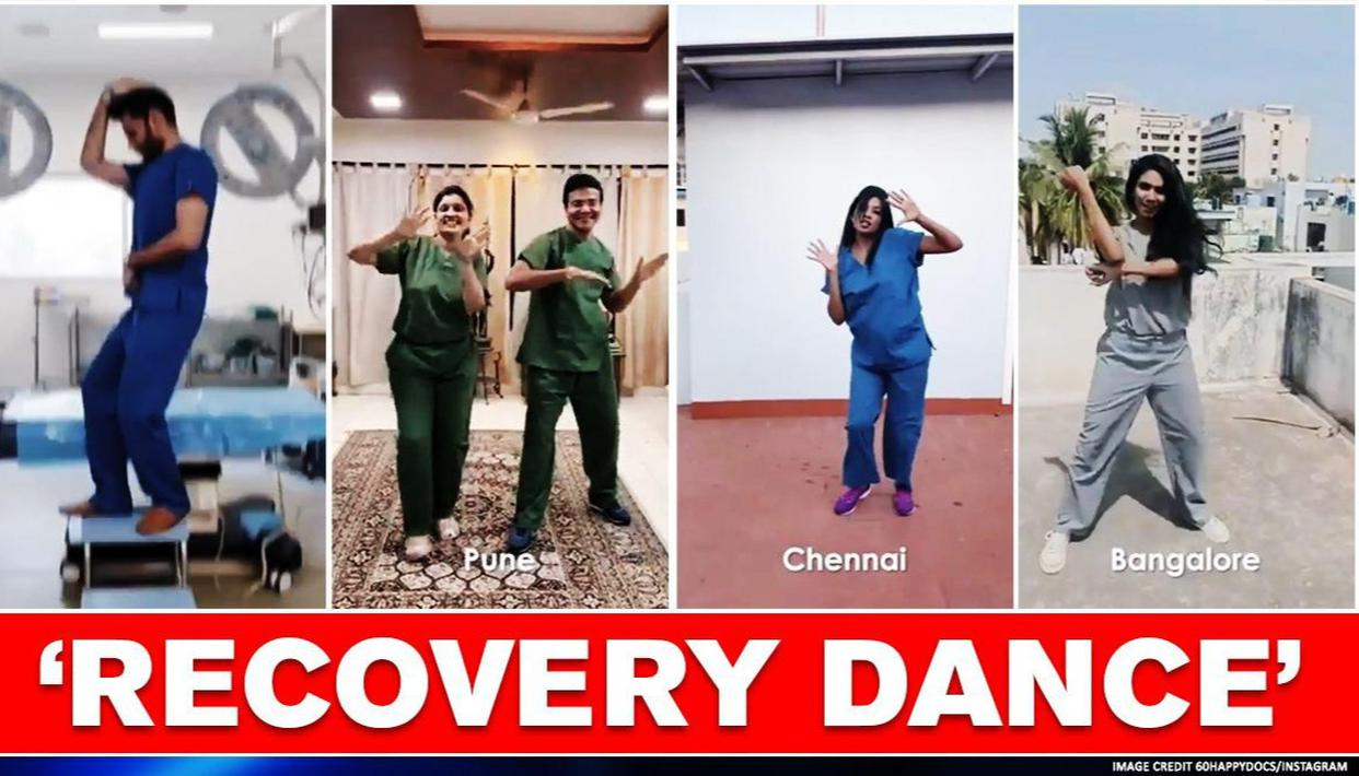 Doctor's Day 2020: A look at best videos of medics dancing to boost morale amid COVID-19 - Republic World