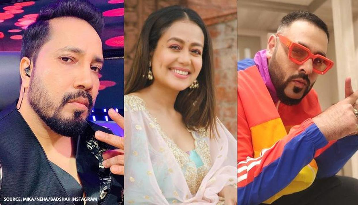 Mika Singh teams up with Badshah & Neha Kakkar, excited fans await 'mind blowing track' - Republic World