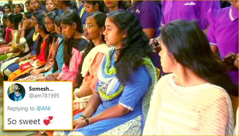 Coimbatore students donate hair to make wigs for cancer patients