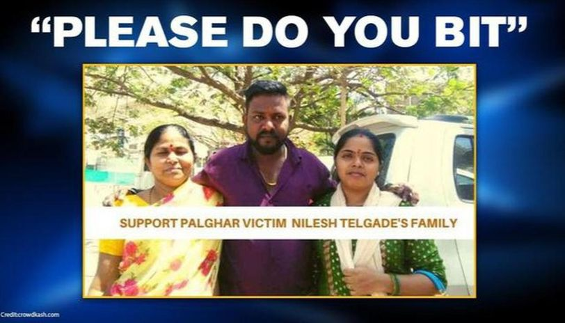 Fund-raiser for Palghar mob lynching victim's family initiated, Raveena Tandon urges help