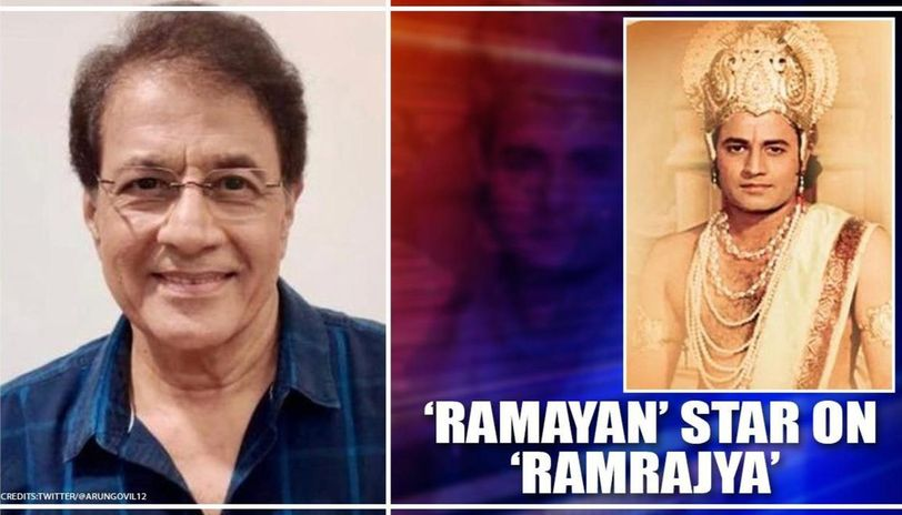 Arun Govil answers if 'Ram Rajya' can be envisaged as Ram Mandir comes closer to reality