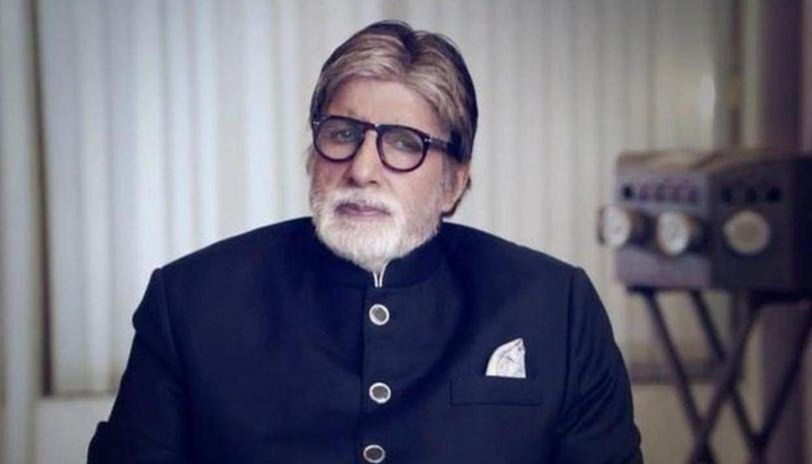 Amitabh Bachchan shares hilarious post about hitting gym in house