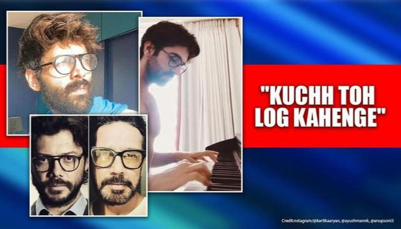 After Kartik & Ayushmann, another actor recreates Professor look, netizens say 'perfect'