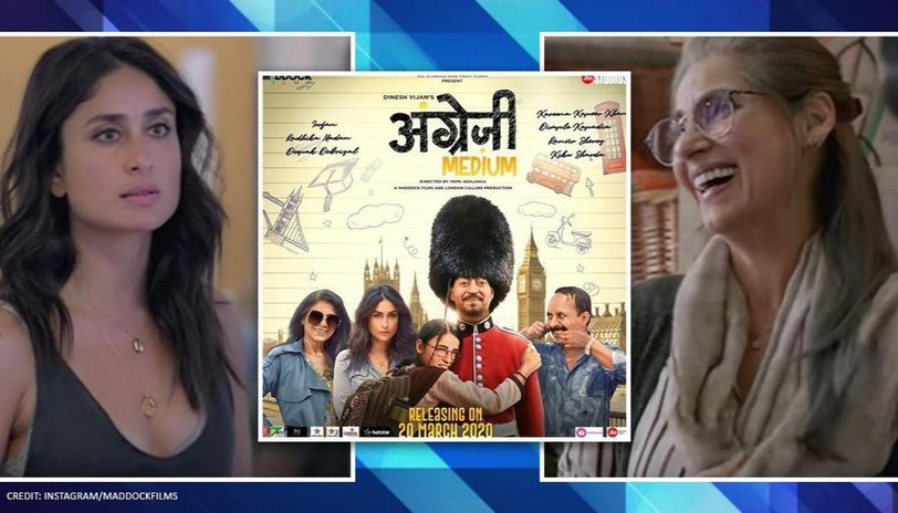 'Angrezi Medium': Kareena Kapoor-Dimple Kapadia's connection in film is pleasant surprise