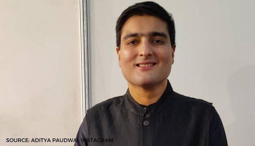 anuradha paudwal's son