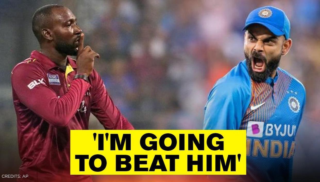 'Takes one ball to get Virat Kohli out': Kesrick Williams confident of winning next battle - Republic World