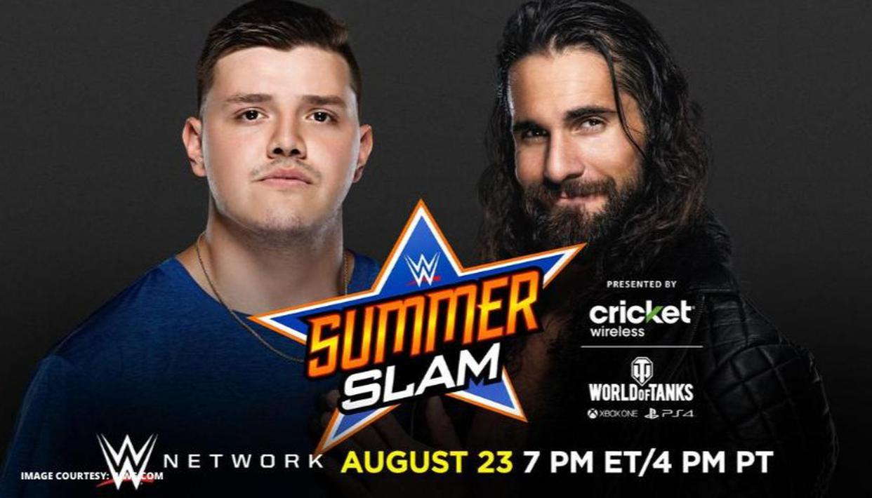 WWE SummerSlam 2020: 2 more matches announced, including Seth Rollins vs Dominik - Republic World