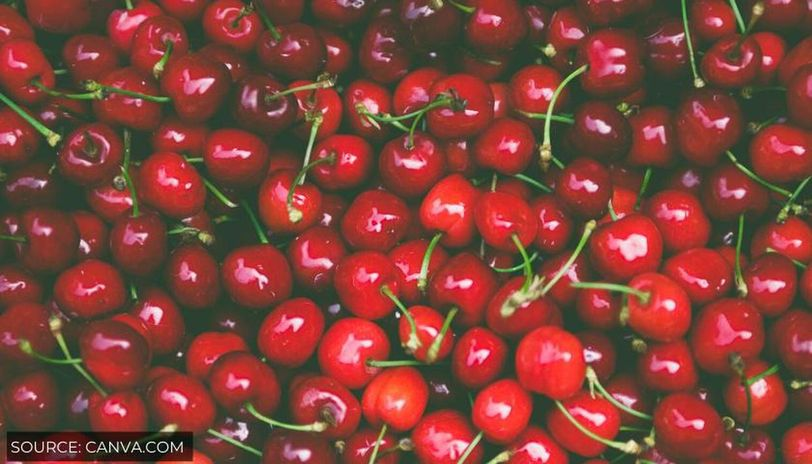 why is everyone posting cherry on instagram