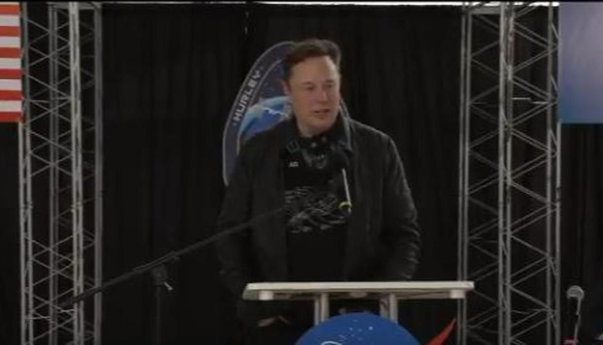 'Future of civilisation assured when space travel becomes common as air travel': Elon Musk