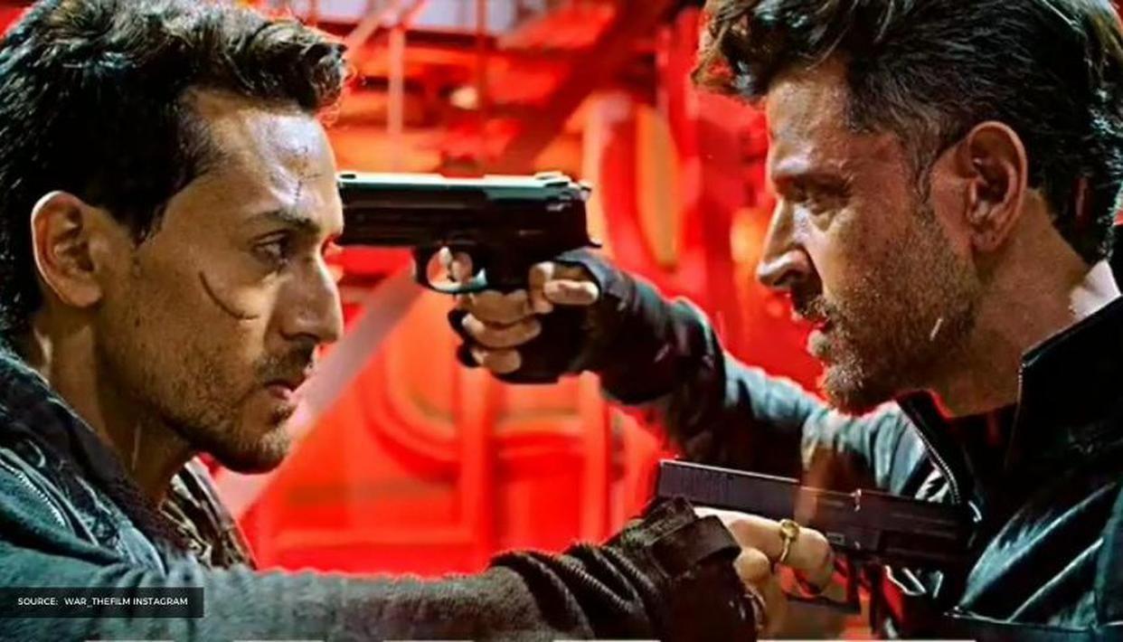 Bollywood Quiz: How well do you know Hrithik Roshan & Tiger Shroff-starrer  'War'?