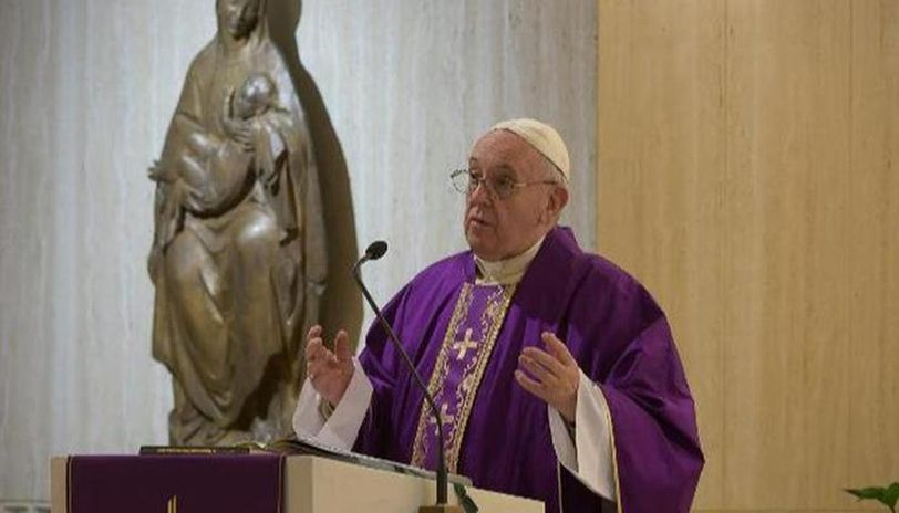 Pope Francis urges people to strengthen ties, backs call for 'global ceasefire'