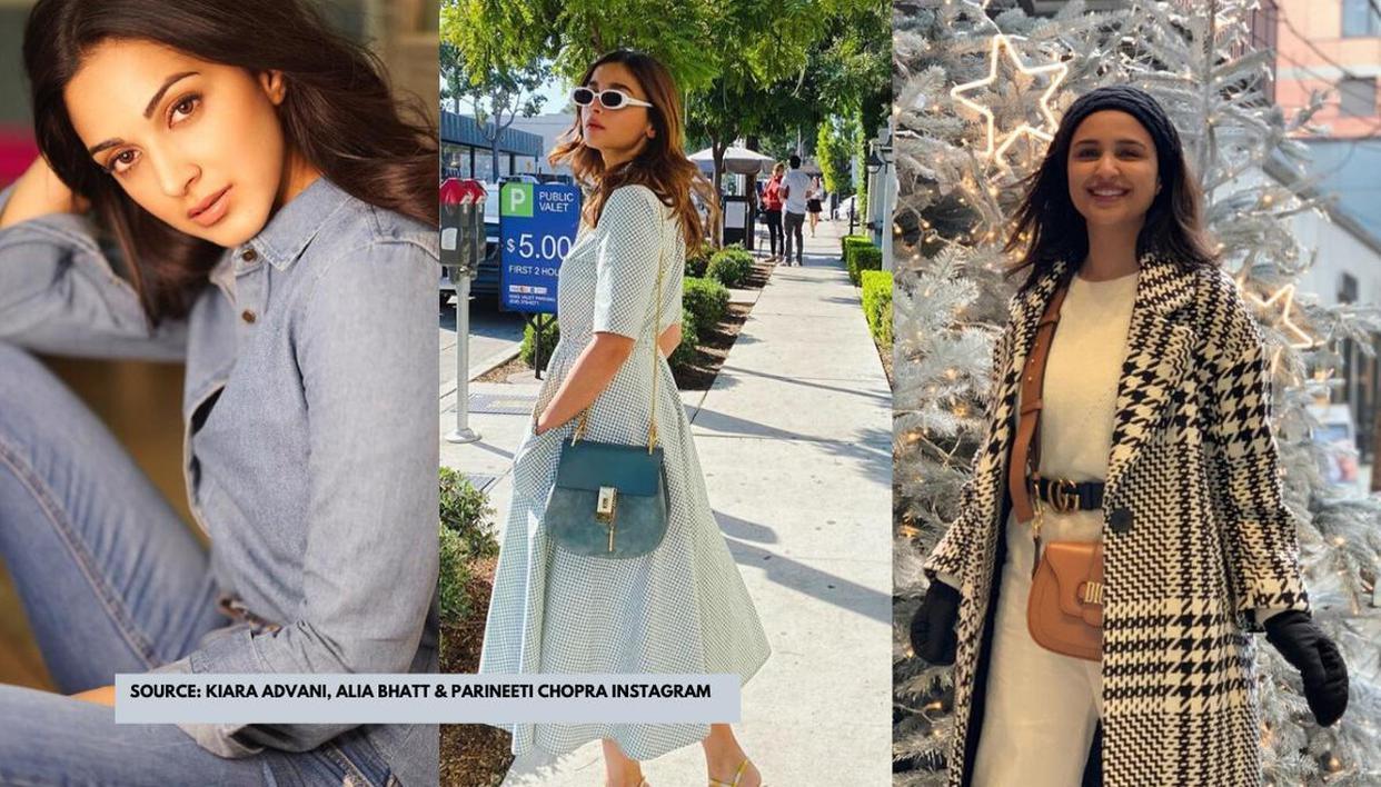 Kiara Advani, Alia Bhatt & Parineeti Chopra rock the casual outfits; See pics - Republic World
