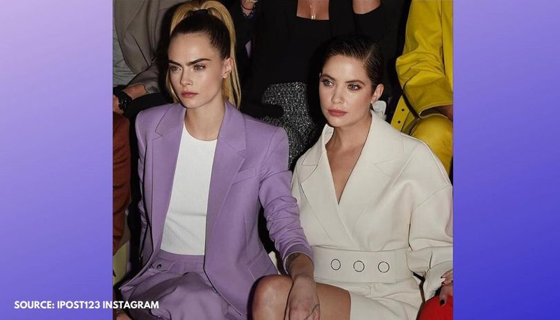 Cara Delevingne And Ashley Benson Break Up After Dating For Nearly Two Years Republic World