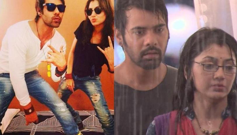 When Kumkum Bhagya Actor Sriti Jha Recreated Co Star Shabir Alhuwalia S Photos See Pics