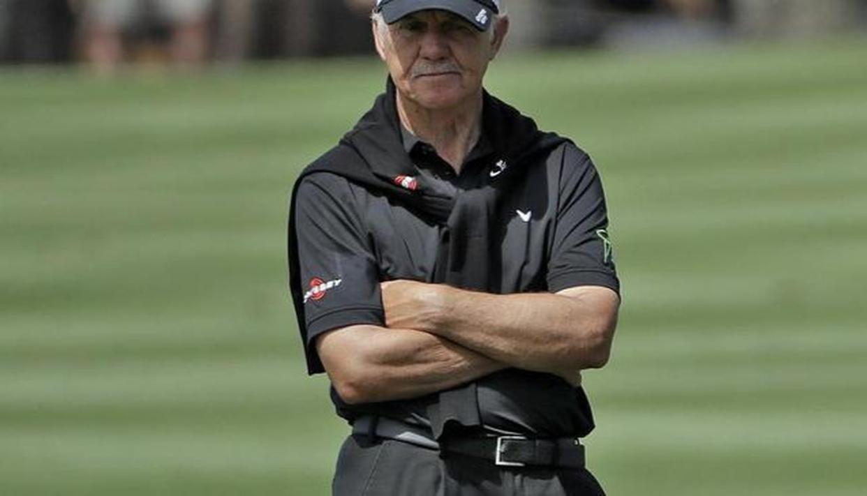 Swing coach Pete Cowen believes he has coronavirus