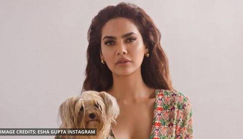 Esha Gupta's instagram