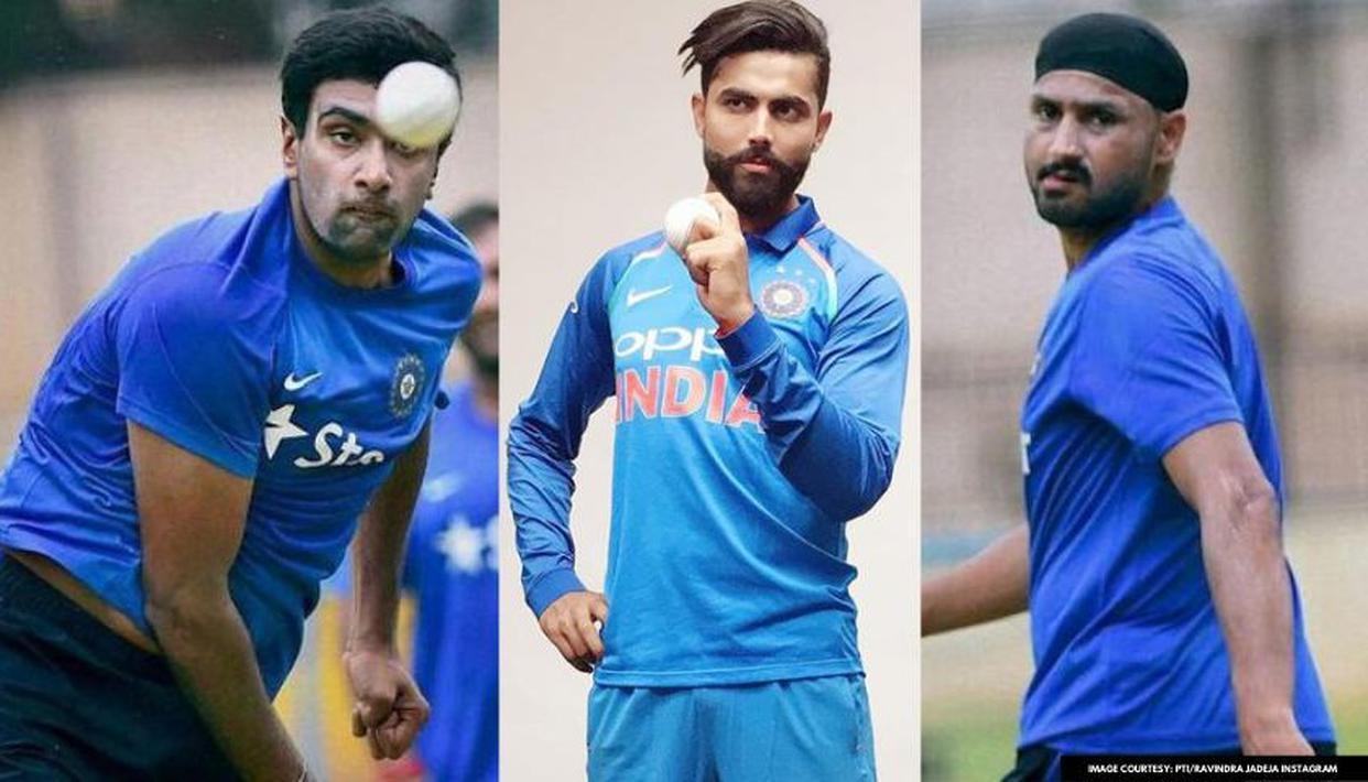 Harbhajan Singh picks CSK's Ravindra Jadeja over R Ashwin as No.1 fingerspinner in IPL - Republic World