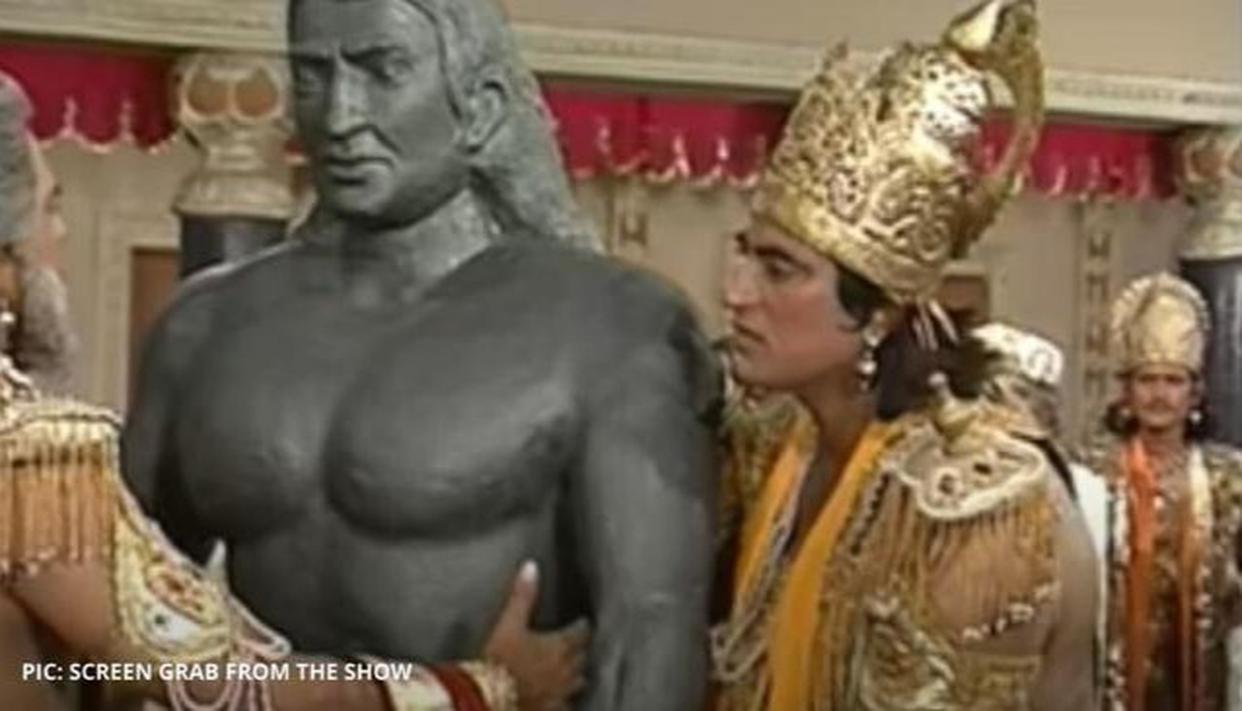 Mahabharat Written Update May 12 13 Dhritarashtra S Attempt To Kill Bhim Republic World
