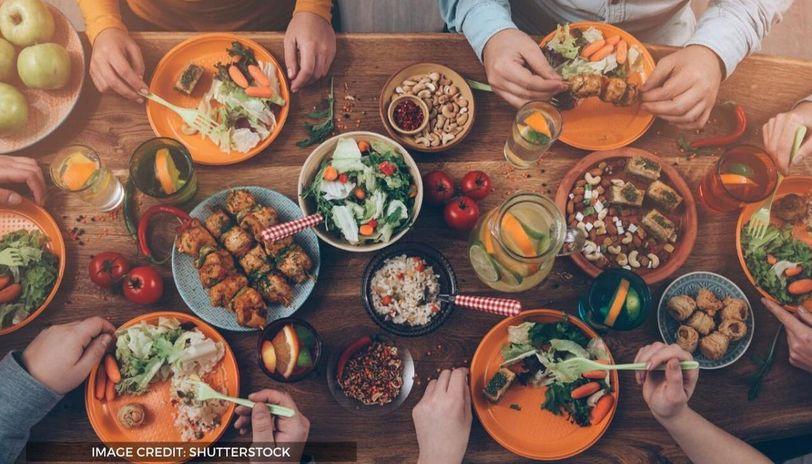 Indo-western food combinations