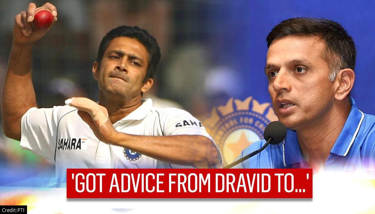 Tatenda Taibu recalls Rahul Dravid's advice to counter spin legend Anil Kumble