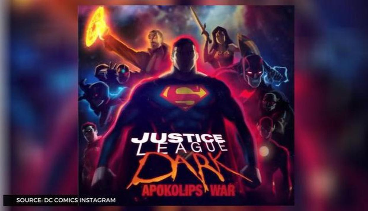 Justice League Dark Apokolips War Ending Explained Did The Heroes Defeat Darkseid