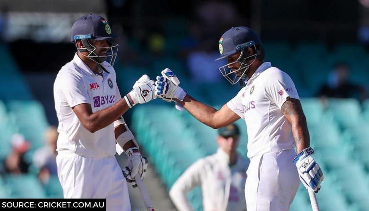 Hanuma Vihari reveals funny secret about historic partnership with R Ashwin in SCG Test