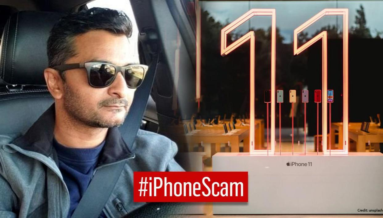 As #iPhoneScam trends on Twitter, accused claims innocence & memes abound: What we know - Republic TV