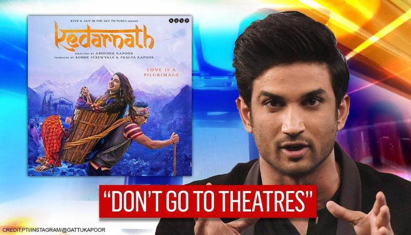 Sushant Singh Rajput's 'Kedarnath' to re-release in theatres, but fans say 'don't watch'