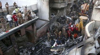 Investigators find Rs 30 million in wreckage of crashed Pakistan ...