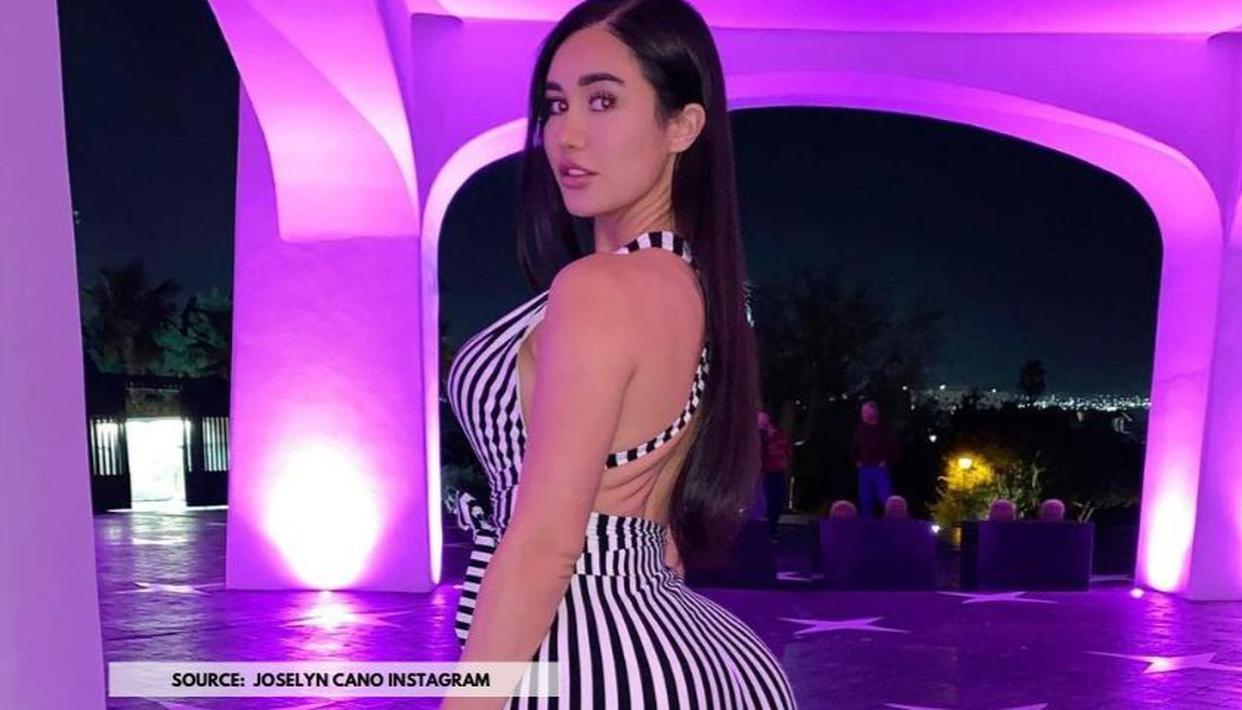 """El misterio de la reaparición en redes sociales de Joselyn Cano, la """"Kim Kardashian mexicana"""""""